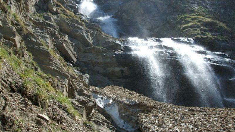 Alpinismo Giovanile: le Cascate dell'Ortanza [10 luglio 2016]
