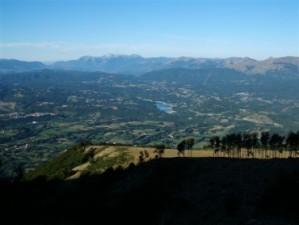 CAI IN ROSA 1′ ESCURSIONE – Amatrice – La Croce – Lago Scandarello   *25 marzo 2012*