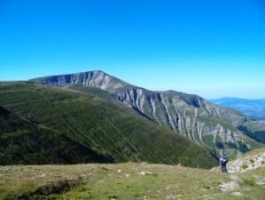 Monte GORZANO    'per la via dei lupi'   * 26 agosto 2012 *