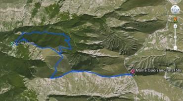 Monte Gorzano * Via dei Lupi