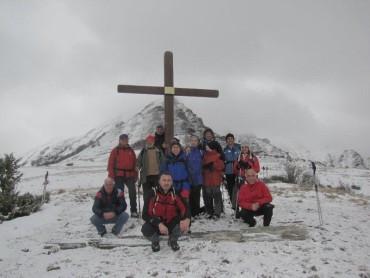 Escursione in rosa – La croce di Voceto  * 23 marzo 2014 *