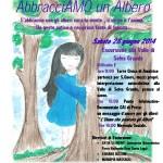 AbbracciAMO un Albero manifesto 28-6-2014