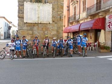 Cicloescursionismo * Anello Accumoli – Pantani – Terracino * 6 luglio 2014 *