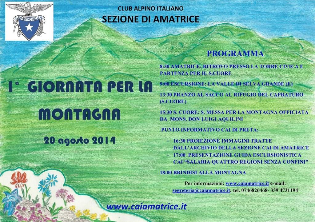manifesto 1 giornata della montagna 20-8-2014 big