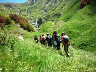 * Alpinismo Giovanile: Fonte Pane e Cacio * 21 settembre 2014