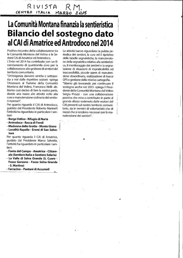 articolo rm marzo 2015_sentieri