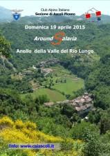 Around Salaria: Anello Valle del Rio Lungo * 19 aprile 2015