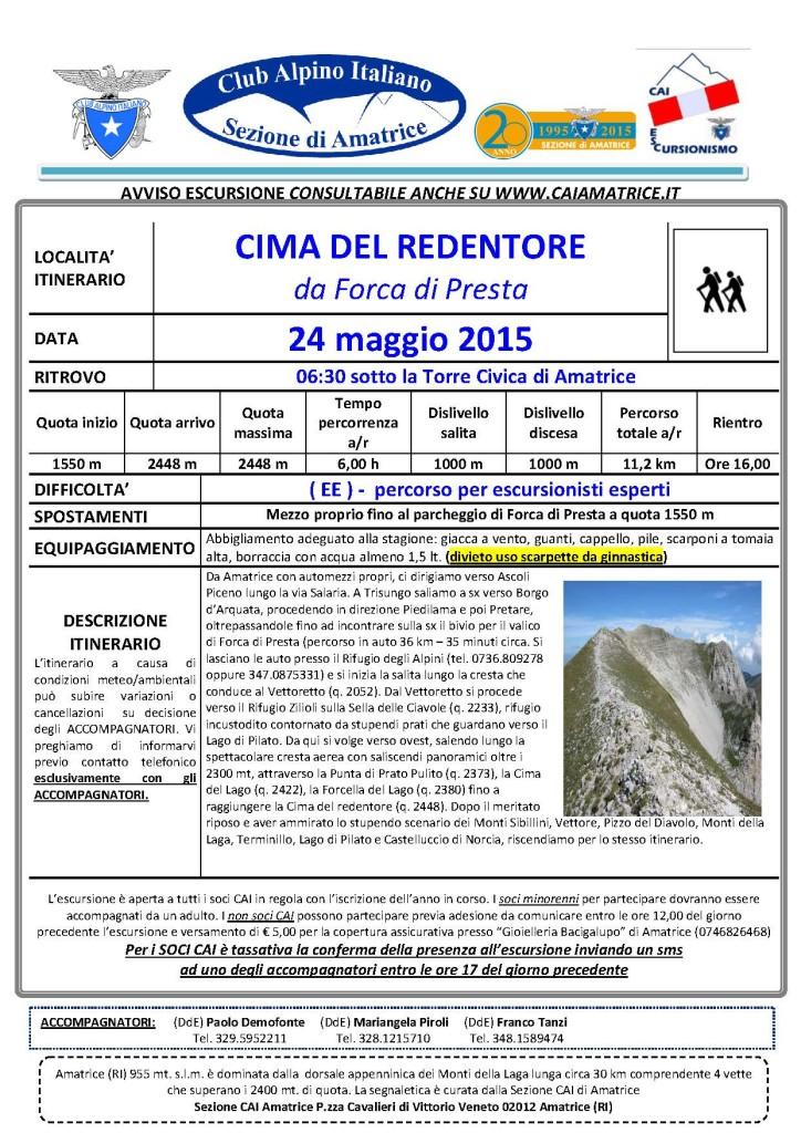 2015.05 redentore
