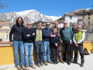 Lo Scarpone: riunione ad Amatrice dei GR Lazio, Abruzzo, Molise, Umbria, Campania, Marche