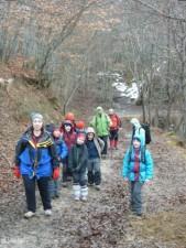 Alpinismo Giovanile: Capanna Molinaro * 18 gennaio 2015