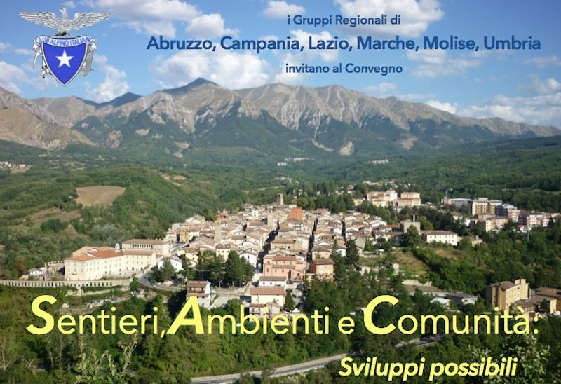 Sentieri, Ambienti e Comunità: Sviluppi possibili
