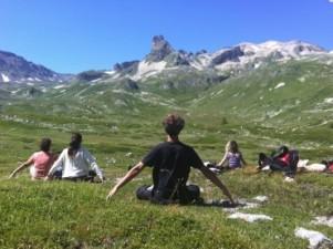 Collaborazione CAI Sezione di Amatrice e gruppo progetto montagnaterapia ASL Viterbo