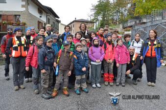 Lo Scarpone: 89 ragazzi al Raduno regionale di Alpinismo giovanile del CAI Lazio