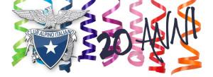 Logo 20 anni new