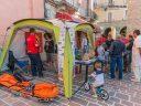 """""""Sicuri in Montagna"""": successo per la giornata di sensibilizzazione organizzata ad amatrice da Soccorso Alpino e CAI"""