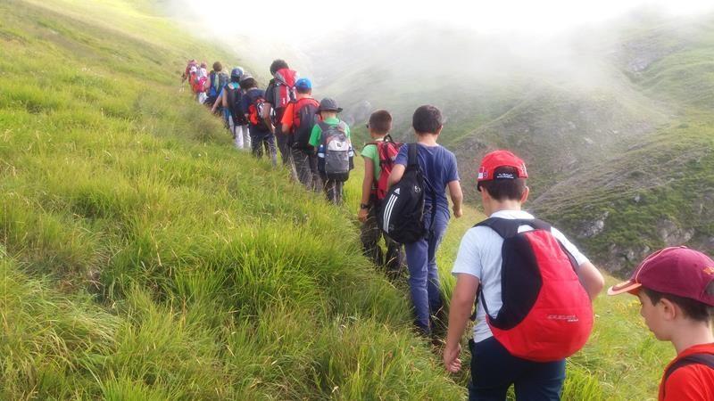 * Alpinismo Giovanile * La Valle di Selva Grande [9 ottobre 2016]