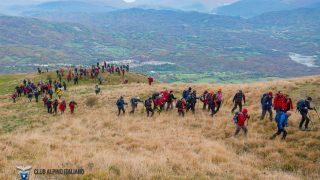 In 200 sul Pizzo di Sevo per l'escursione solidale post sisma