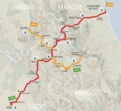 Trekking delle 3 A: il bilancio delle due giornate solidali nei luoghi del sisma