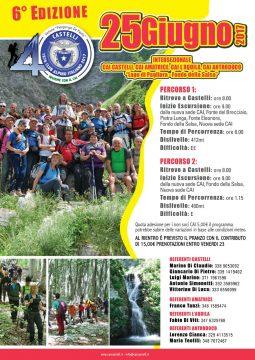 Intersezionale a Castelli (Teramo) 25 GIUGNO 2017