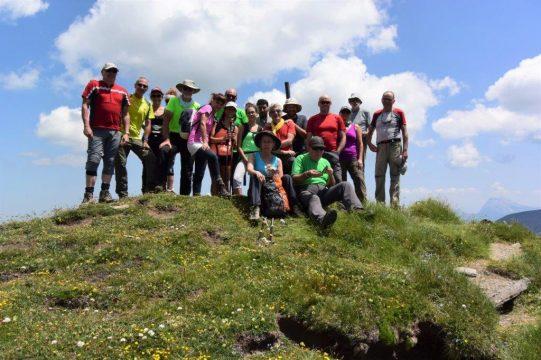 Escursione con il CAI Perugia a Cima Lepri: le foto