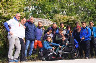 Bosco di Sant'Egidio Gruppo LH Diversamente Uguali – le foto-