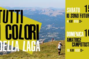 """""""Tutti i Colori della Laga""""  Vertical e Trail [15-16 Giugno 2019]"""