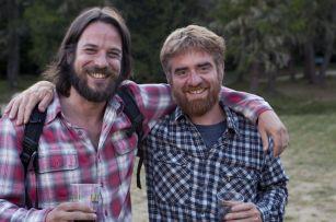 Il video: Paolo Cognetti e Nicola Magrin incontrano Amatrice